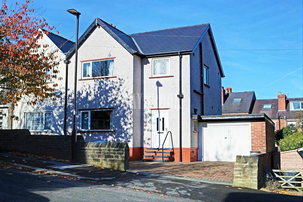 3 Bedrooms Semi Detached House for sale in Arran Road, Crookes.