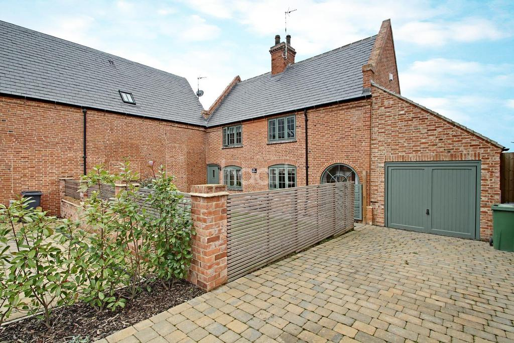 3 Bedrooms Cottage House for sale in The Cottage, Scraptoft Hall, Leicester