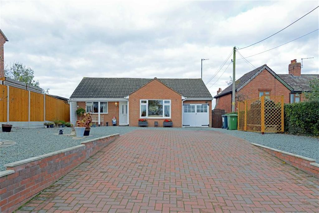 2 Bedrooms Detached Bungalow for sale in Yockleton, Shrewsbury