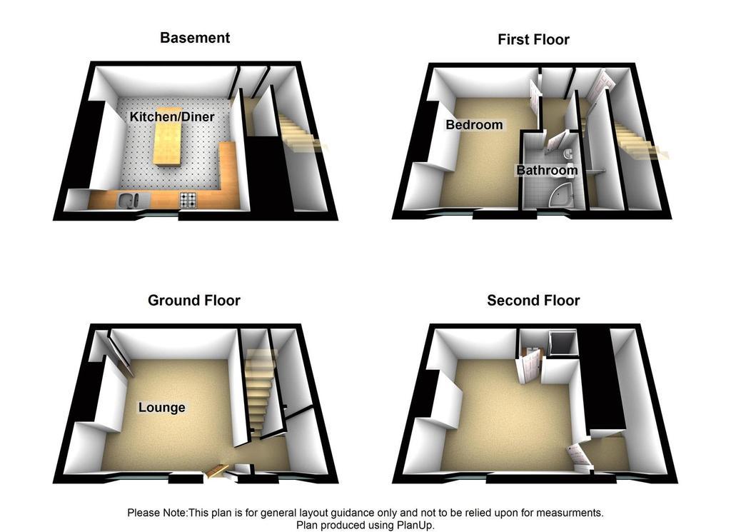 Floorplan: Plan
