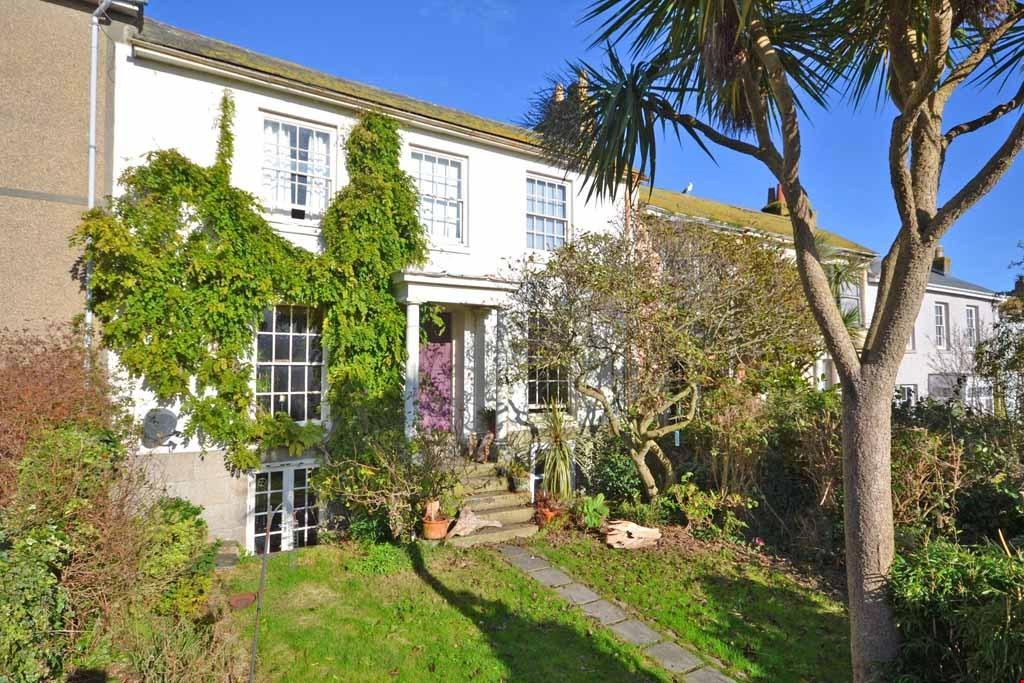 8 Bedrooms Terraced House for sale in Penrose Terrace, Penzance, West Cornwall, TR18