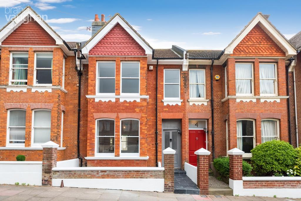 4 Bedrooms Terraced House for rent in Walpole Road, Brighton, BN2