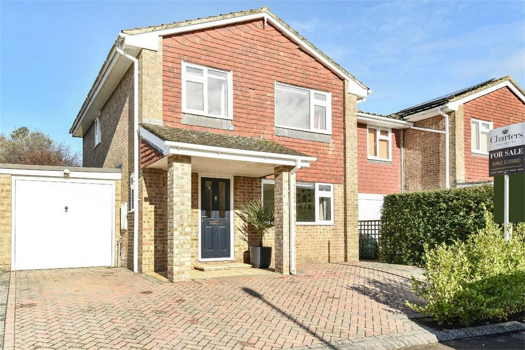 3 Bedrooms Detached House for sale in South Wonston, Winchester, Hampshire