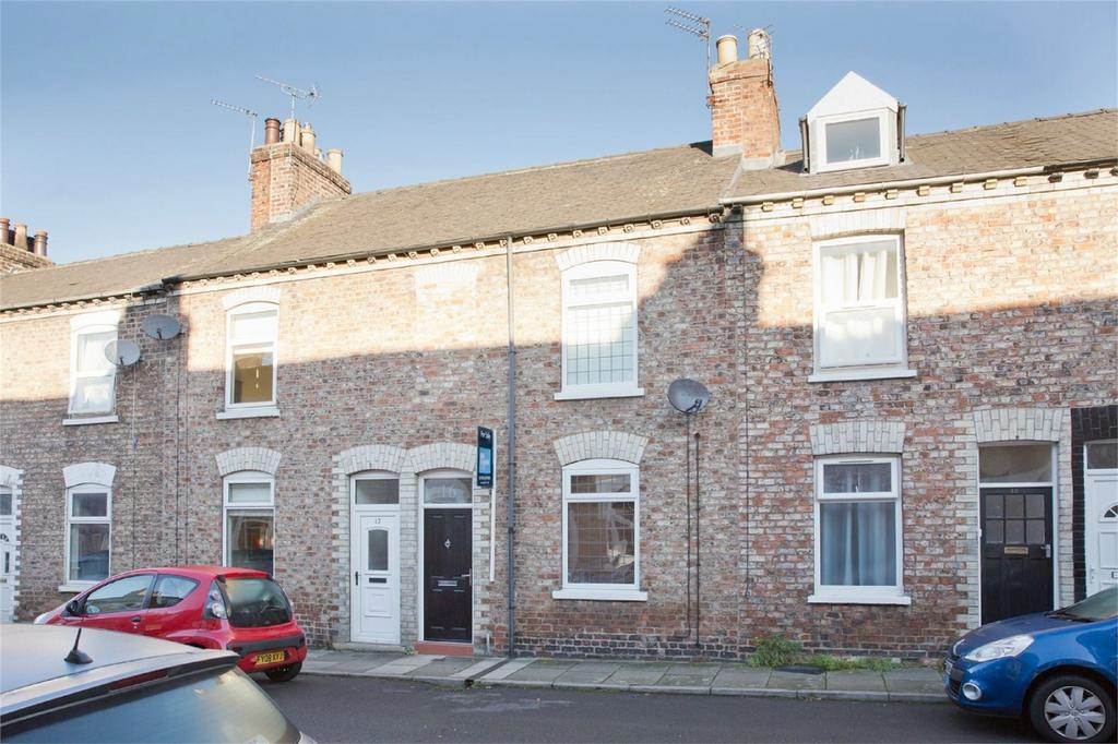 2 Bedrooms Terraced House for sale in 16 Frances Street, York