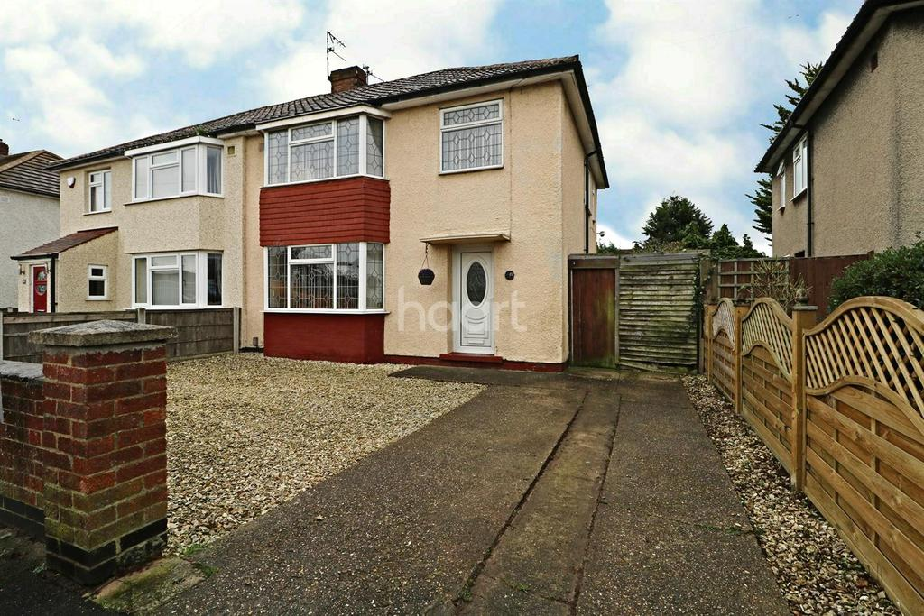 3 Bedrooms Semi Detached House for sale in Philip Road, Newark
