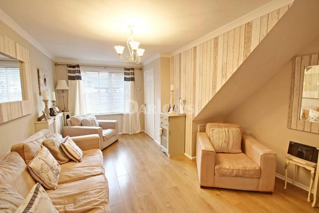 2 Bedrooms Terraced House for sale in Old School Close, Georgetown