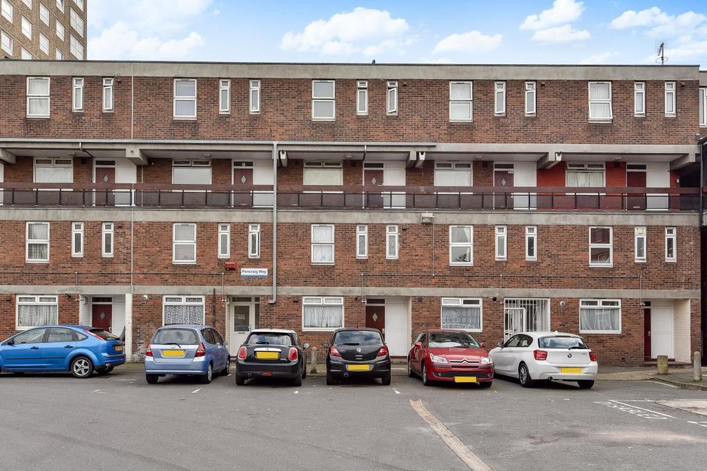 3 Bedrooms Maisonette Flat for sale in Pencraig Way, Peckham