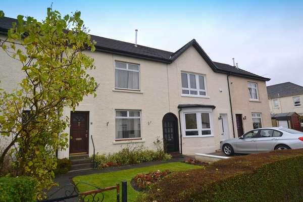 3 Bedrooms Terraced House for sale in 6 Shilford Avenue, Knightswood, Glasgow, G13 3UA