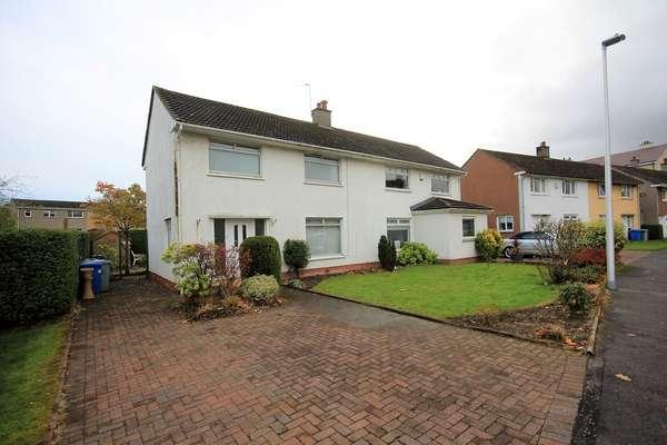 3 Bedrooms Semi-detached Villa House for sale in 51 Buchandyke Road, Calderwood, East Kilbride, G74 3BN