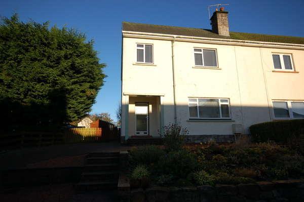 3 Bedrooms Semi-detached Villa House for sale in 1 Meadside Avenue, Kilbarchan, PA10 2LB