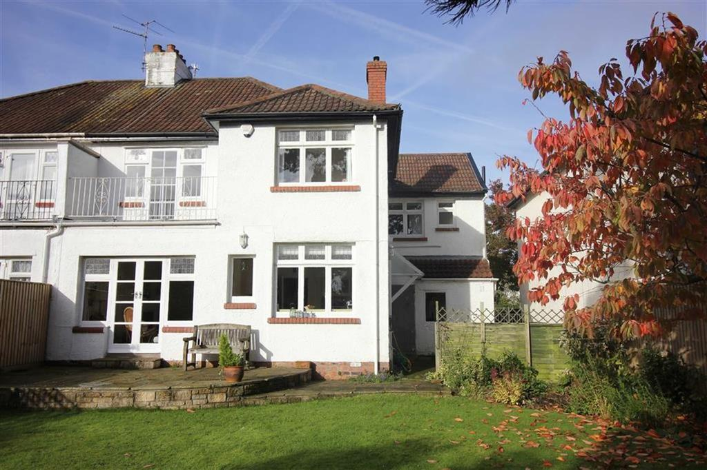 5 Bedrooms Semi Detached House for sale in Owen Grove, Henleaze, Bristol