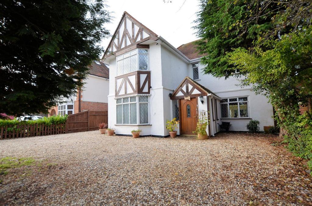 4 Bedrooms Detached House for sale in Park Lane, Tilehurst, Reading