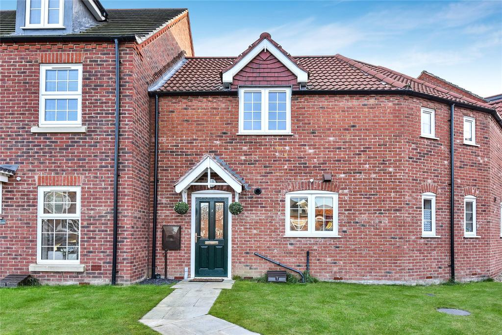 2 Bedrooms House for sale in Poppy Close, Spalding, PE11