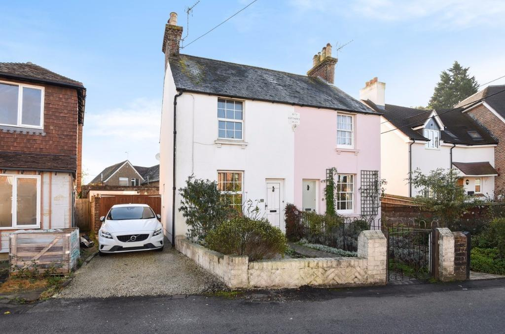 2 Bedrooms Semi Detached House for sale in Western Road Hurstpierpoint West Sussex BN6