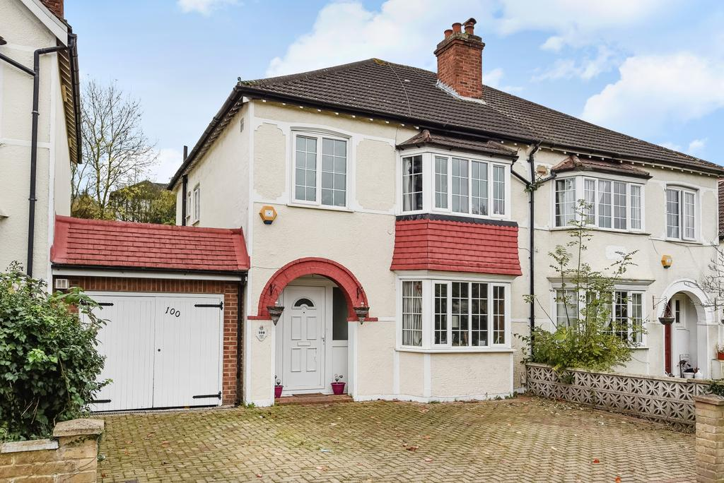 3 Bedrooms Semi Detached House for sale in Virginia Road Thornton Heath CR7