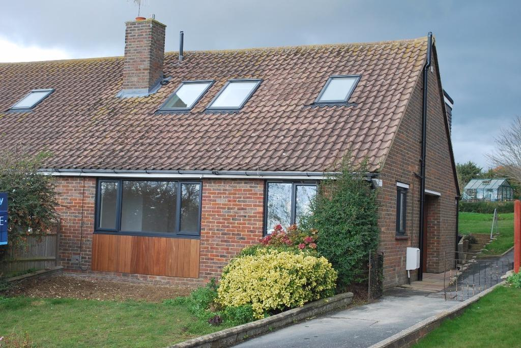 4 Bedrooms Semi Detached House for sale in Brownleaf Road Woodingdean East Sussex BN2