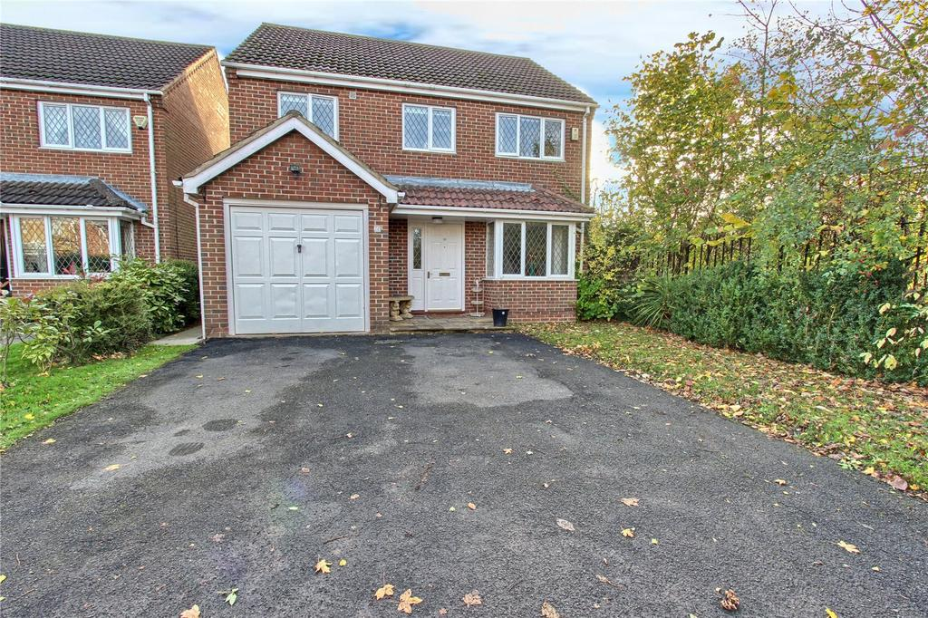 4 Bedrooms Detached House for sale in Hawkstone, Marton