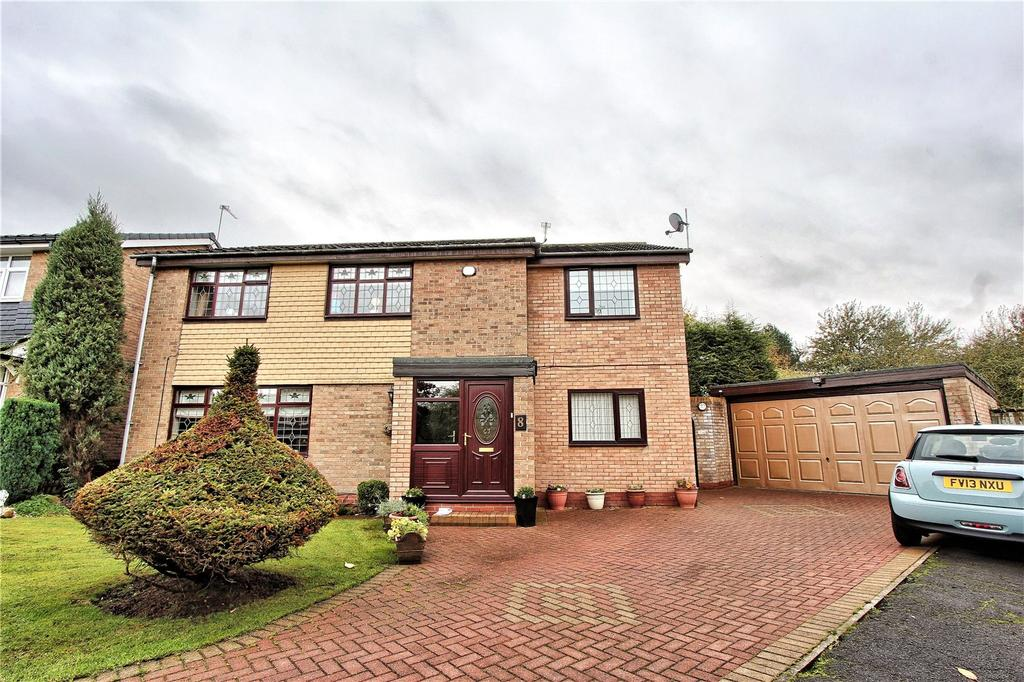 5 Bedrooms Detached House for sale in Aster Close, Marton Manor