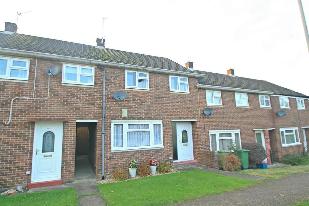 2 Bedrooms Terraced House for sale in Westminster Drive, Bletchley, Milton Keynes