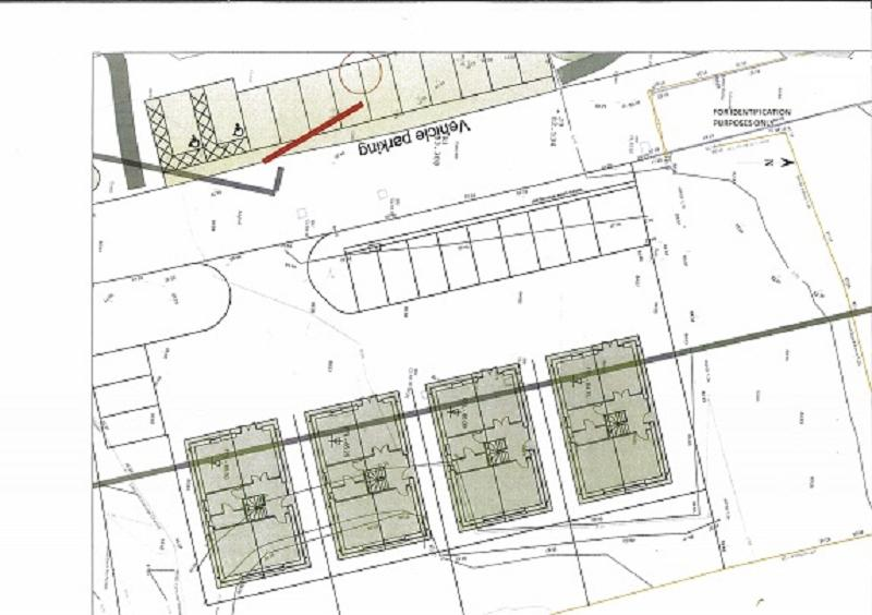 Plot Commercial for sale in North of Dinefwr Road, Garnant, Ammanford, Carmarthenshire.
