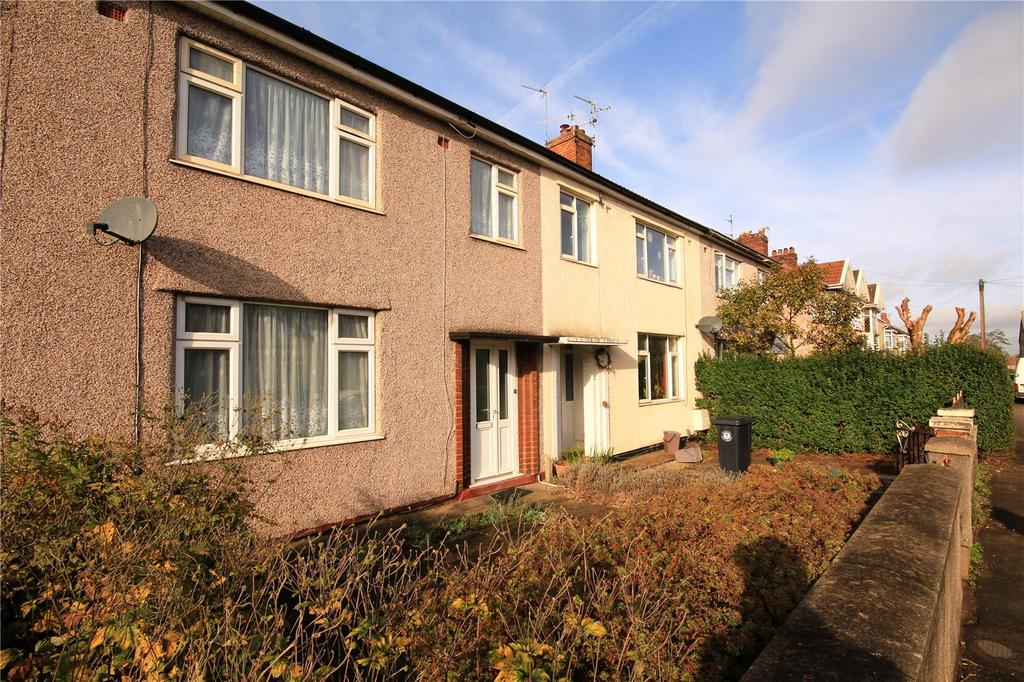 3 Bedrooms Terraced House for sale in College Road, Fishponds, Bristol, BS16