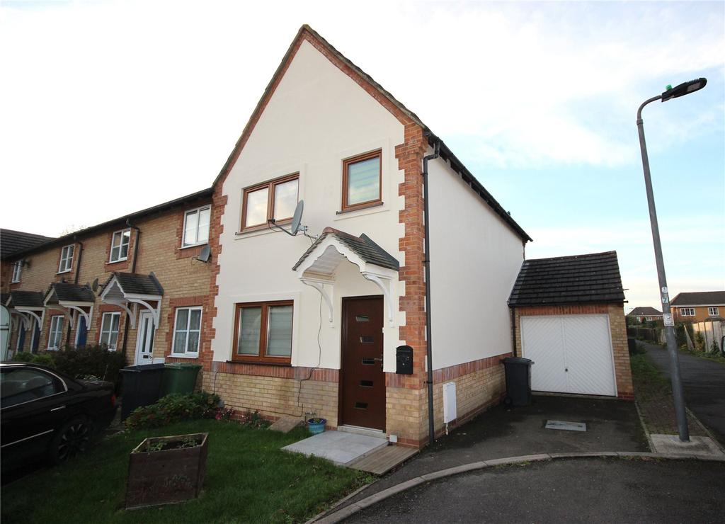 3 Bedrooms End Of Terrace House for sale in The Bluebells, Bradley Stoke, Bristol, BS32