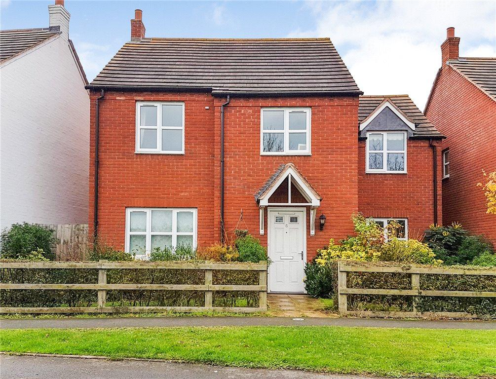 5 Bedrooms Detached House for sale in Hanford Drive, Eckington, Pershore, Worcestershire, WR10