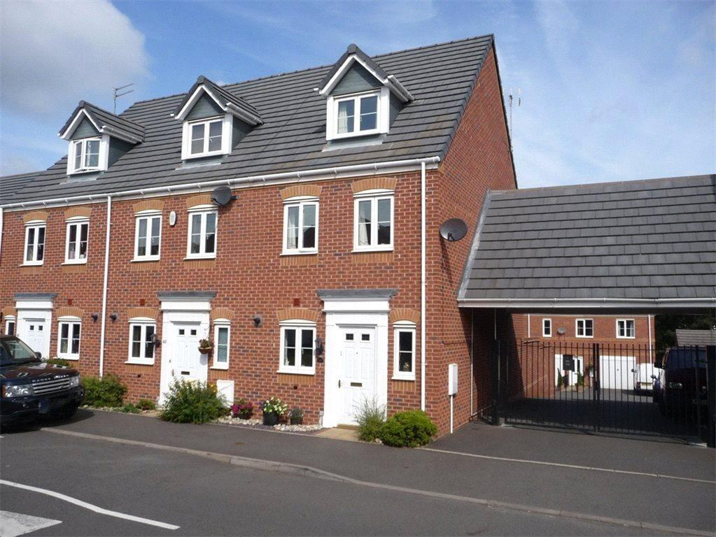 3 Bedrooms End Of Terrace House for sale in Murdoch Drive, Kingswinford, West Midlands, DY6