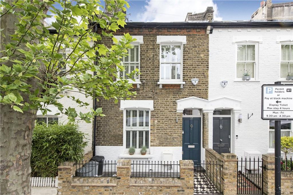 4 Bedrooms Terraced House for sale in Bramford Road, London, SW18