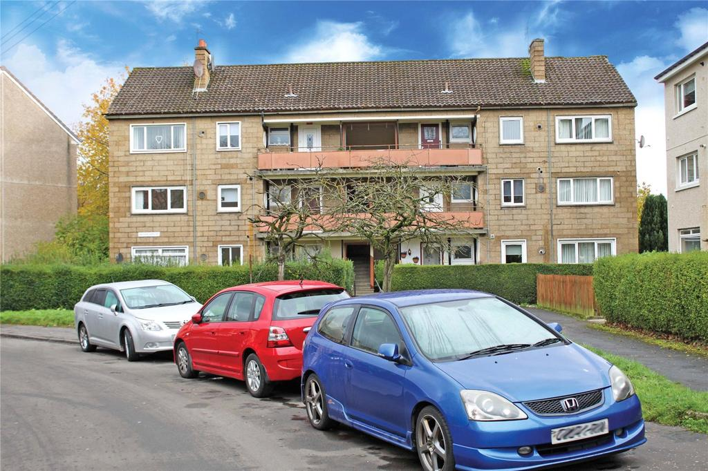 3 Bedrooms Apartment Flat for sale in 1/2, Nethercairn Road, Mansewood, Glasgow