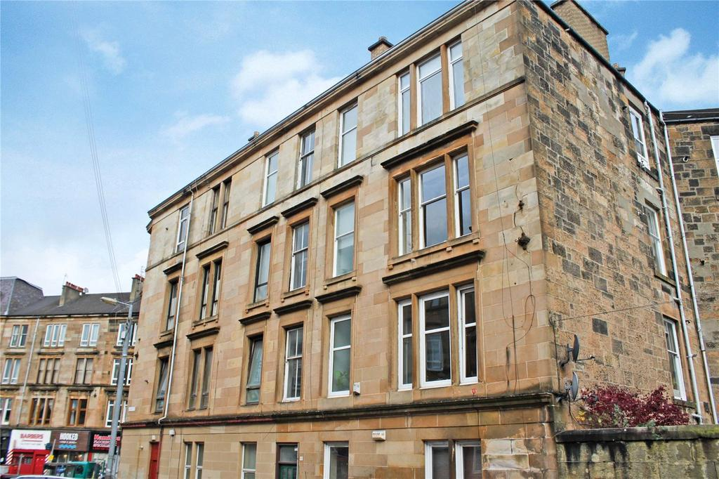 2 Bedrooms Apartment Flat for sale in Flat 2/2, Clincart Road, Mount Florida, Glasgow