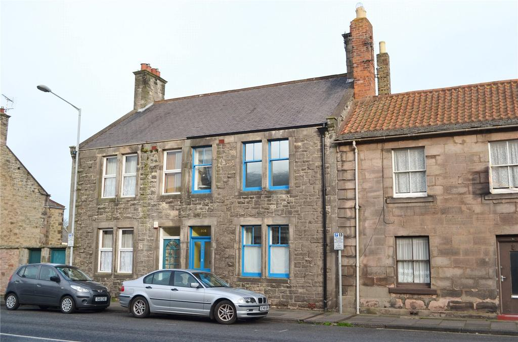 3 Bedrooms Terraced House for sale in Castlegate, Berwick-Upon-Tweed, Northumberland