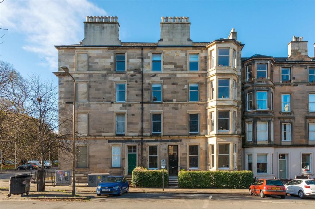2 Bedrooms Apartment Flat for sale in Hillside Street, Edinburgh, Midlothian