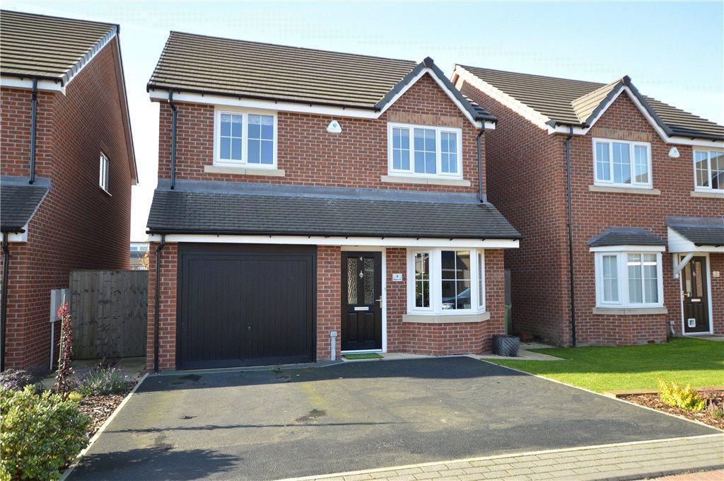 4 Bedrooms Detached House for sale in Millard Way, East Ardsley, Wakefield