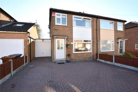 3 bedroom semi-detached house for sale - Uppermoor Close, Pudsey, West Yorkshire