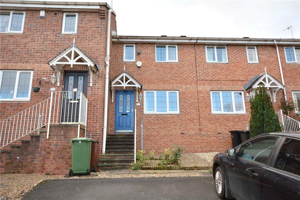 2 Bedrooms Terraced House for sale in St Benedicts Chase, Leeds, West Yorkshire
