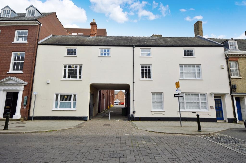 2 Bedrooms Town House for sale in King Street, Kings Lynn