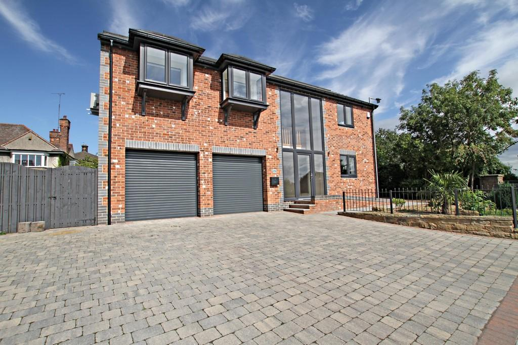5 Bedrooms Detached House for sale in Doncaster Road, Thrybergh