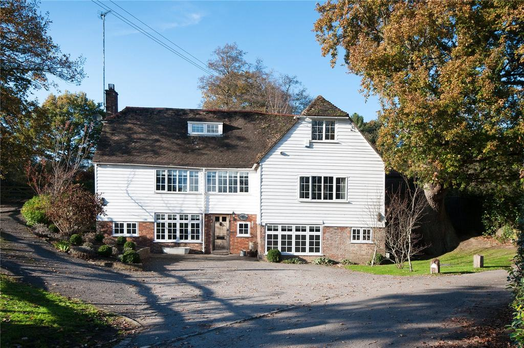 4 Bedrooms Detached House for sale in Monteswood Lane, Lindfield, West Sussex