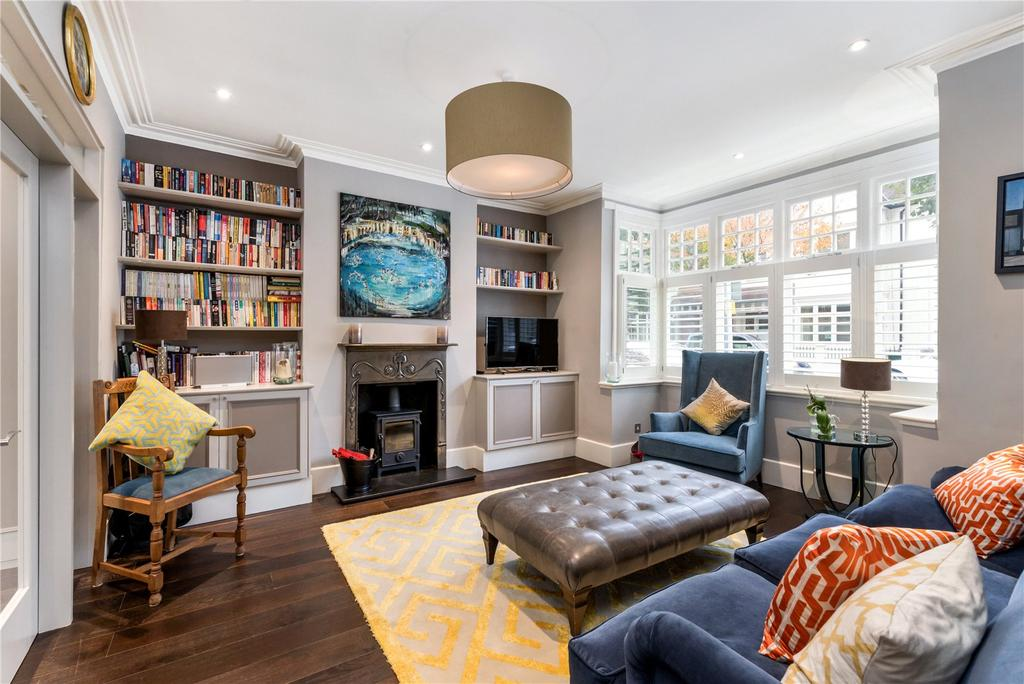 4 Bedrooms Terraced House for sale in Byfeld Gardens, Barnes, London, SW13