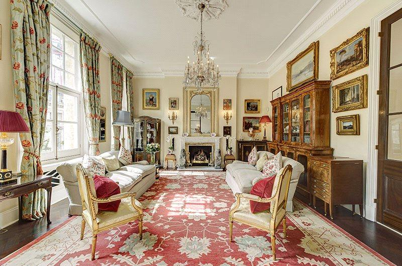 5 Bedrooms Flat for sale in Albert Court, Prince Consort Road, London, SW7