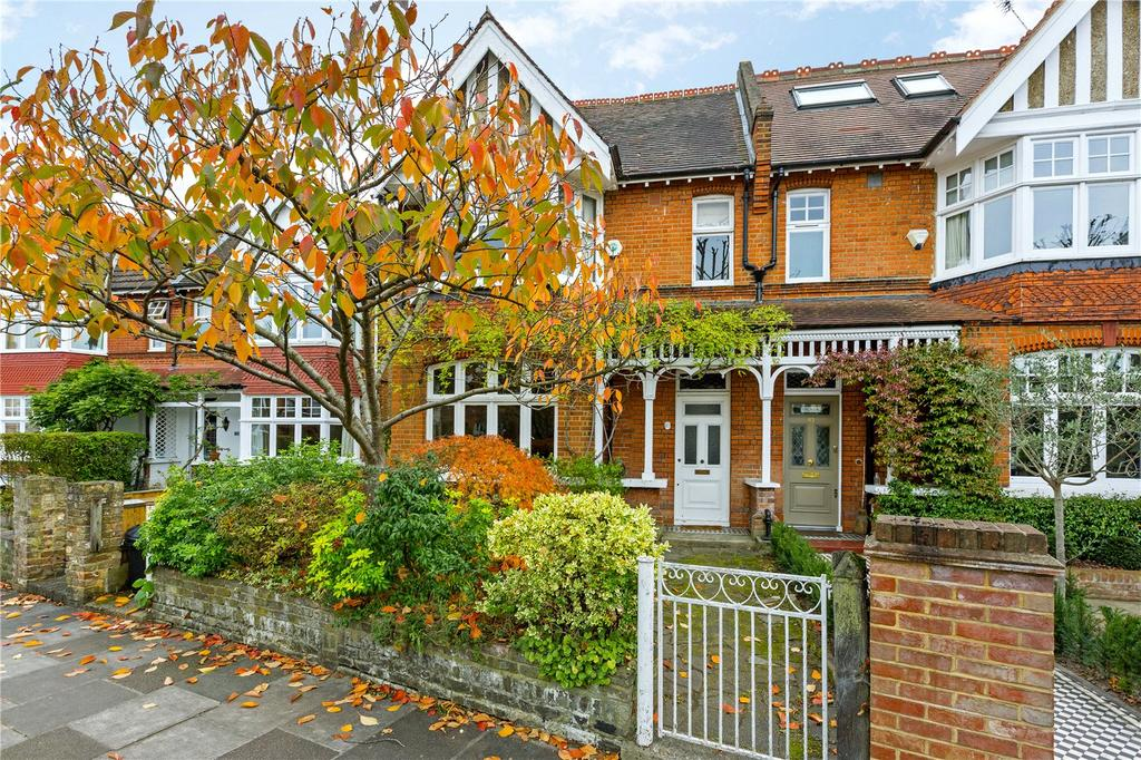 4 Bedrooms Semi Detached House for sale in Palewell Park, London, SW14