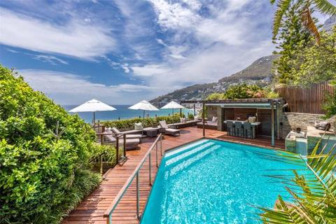 5 bedroom house  - 66 Fourth Beach, Clifton, Cape Town, Western Cape