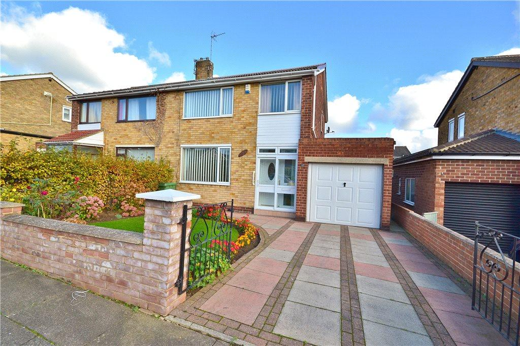 3 Bedrooms Semi Detached House for sale in Clements Rise, Norton, Stockton-On-Tees