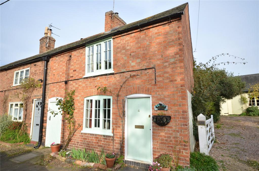 2 Bedrooms End Of Terrace House for sale in Church Lane, Hoby, Melton Mowbray