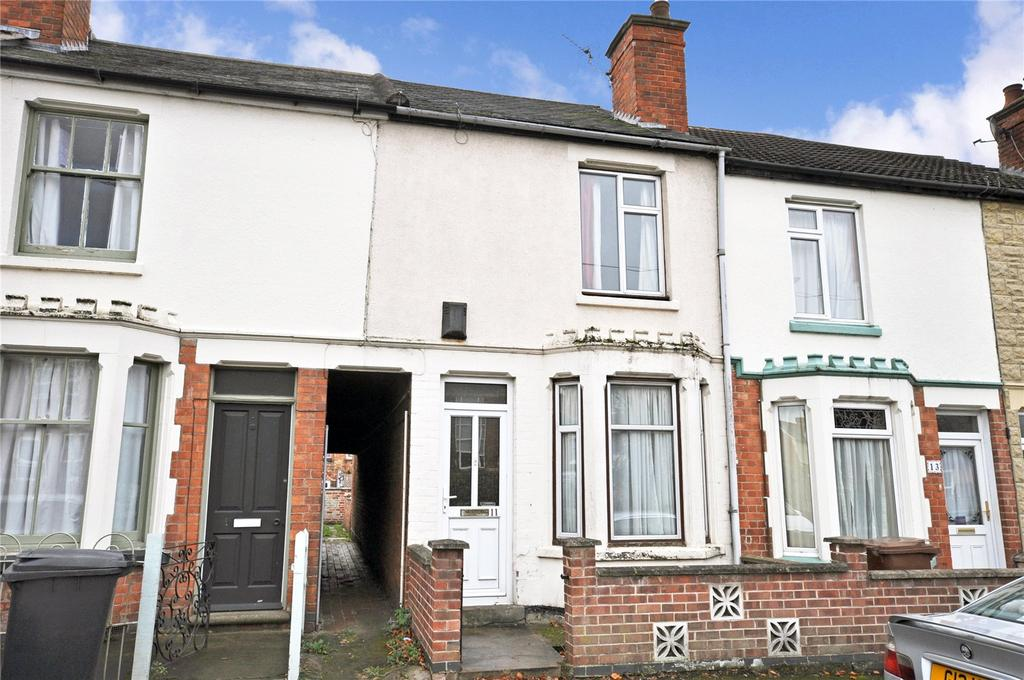 2 Bedrooms Terraced House for sale in Limes Avenue, Melton Mowbray, Leicestershire