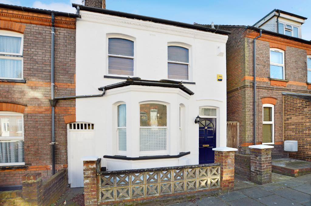 2 Bedrooms Semi Detached House for sale in Milton Road, South Luton, Luton, LU1 5JB