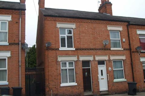 2 bedroom end of terrace house to rent - Alma Street, Newfoundpool, Leicester, Leicestershire, LE3 9FB