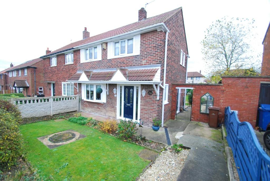 3 Bedrooms Semi Detached House for sale in Lindhurst Road, Athersley North, Barnsley S71