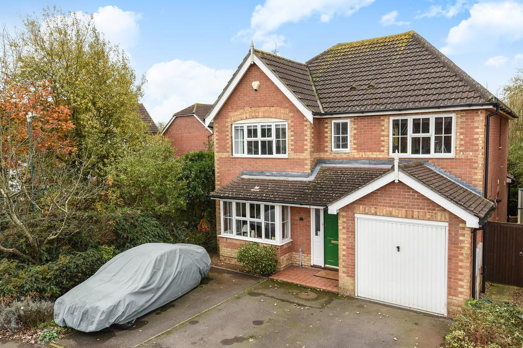 4 Bedrooms Detached House for sale in Firmin Avenue, Boughton Monchelsea